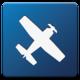 Logo VFRnav flight navigation
