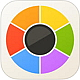 Logo Moldiv L'éditeur Photo Collage iOS