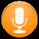 Logo Modifieur de voix simple
