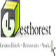 Logo Gesthorest Hôtels Restaurants