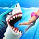Logo Hungry Shark World – iOS