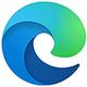 Logo Microsoft Edge Linux