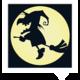 Logo Voix Sorcière (français)