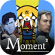 Logo MomentSQ iOS