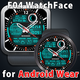 Logo A47 WatchFace for Android Wear