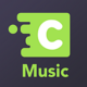 Logo Cstream Music – Android