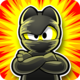 Logo Ninja Hero Cats