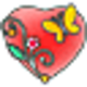 Logo Valentine Musicbox 3D Screensaver