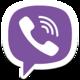 Logo Viber iOs