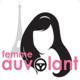 Logo Femme au volant iOS