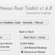 Logo Nexus Rooting Toolkit