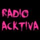 Logo Radioacktiva el planeta ROCK