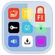 Logo Secret Folder Icon iOS