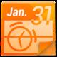 Logo Calendrier Widget