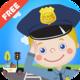 Logo Enfants policier gratuit