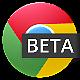 Logo Google Chrome Beta Android