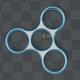 Logo Modèle 3D Hand Spinner