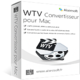 Logo Aiseesoft WTV Convertisseur pour Mac