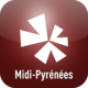 Logo Grands Sites Midi-Pyrénées