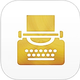 Logo Hanx Writer iOS