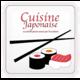 Logo Cuisine japonaise