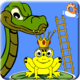Logo Snake and Ladder Animated