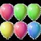 Logo Balloon Pop