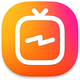 Logo IGTV Android