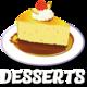 Logo Desserts