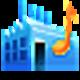 Logo Factory Audio MP3 Converter