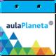 Logo Agenda escolar aulaPlaneta