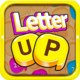 Logo Letter UP: Live Word Game