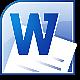 Logo Microsoft Word 2016