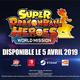 Logo Super Dragon Ball Heroes: World Mission