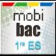 Logo MobiBac 1ère ES Android