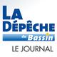 Logo Journal La Dépêche du Bassin