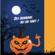 Logo Pochette carte cadeau Halloween