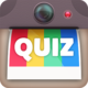 Logo PICS QUIZ, devinez les photos!