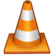 Logo VLC media player Linux