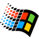 Logo Windows 95