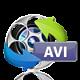 Logo Bros AVI Converter