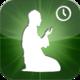 Logo Heures de prières: Qibla, Adhan Android