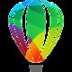 Logo CorelDRAW Graphics Suite 2020 macOS