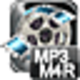 Logo Emicsoft MP3 en M4R Convertisseur