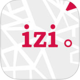 Logo izi.TRAVEL – Android