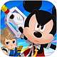 Logo Kingdom Hearts Unchained X Android