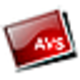 Logo AVS Sparks Screensaver