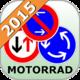 Logo Motorrad – Führerschein 2015