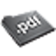 Logo PDF Password Recovery Analyzer for Mac