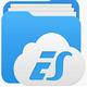 Logo ES File Explorer (1.5 Cupcake)